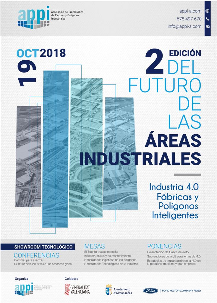 futuro de las areas industriales